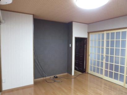 小布施町 和室から洋室工事 施工後 写真